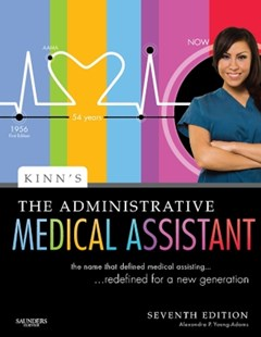 (ebook) Kinn's The Administrative Medical Assistant - E-Book - Reference Medicine