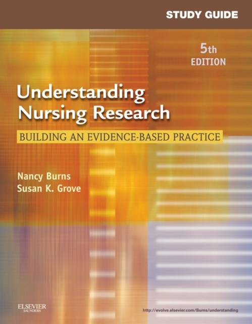 (ebook) Study Guide for Understanding Nursing Research -E-Book
