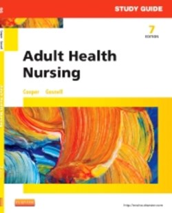 (ebook) Study Guide for Adult Health Nursing - E-Book - Reference Medicine