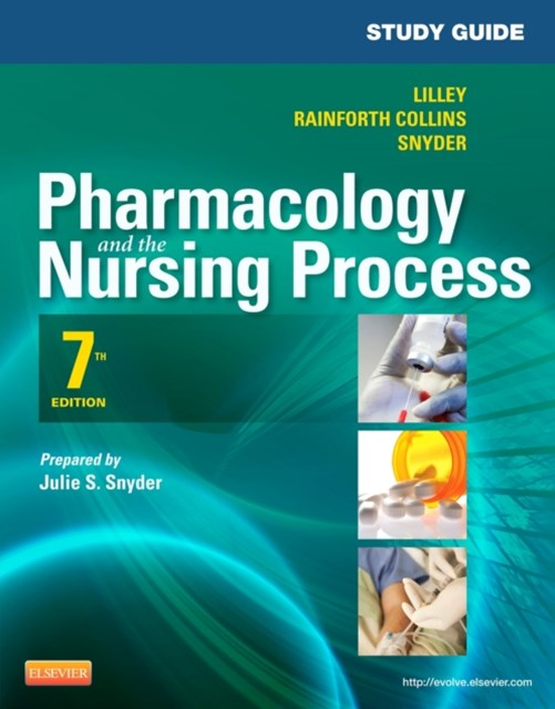 (ebook) BOPOD - Study Guide for Pharmacology and the Nursing Process