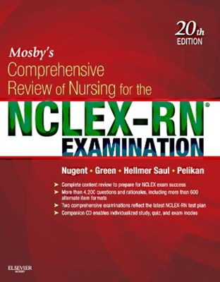 Mosby's Comprehensive Review of Nursing for the NCLEX-RN-« Examination - E-Book