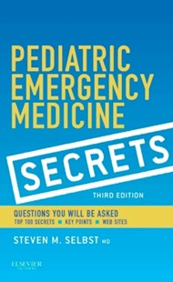 (ebook) Pediatric Emergency Medicine Secrets E-Book - Reference Medicine