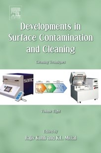 (ebook) Developments in Surface Contamination and Cleaning, Volume 8 - Business & Finance Management & Leadership