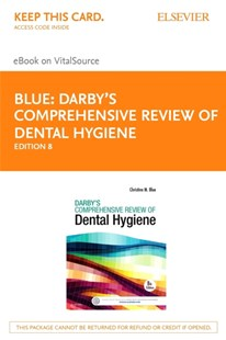 (ebook) Darby's Comprehensive Review of Dental Hygiene - E-Book - Reference Medicine