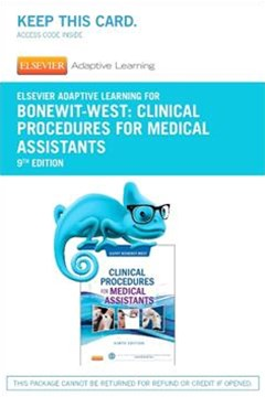 Elsevier Adaptive Learning for Clinical Procedures for Medical Assistants