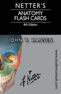 (ebook) Netter's Anatomy Flash Cards