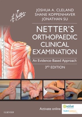 (ebook) Netter's Orthopaedic Clinical Examination