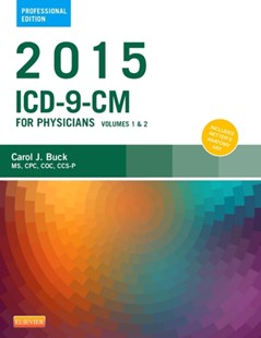 (ebook) 2015 ICD-9-CM for Physicians, Volumes 1 and 2 Professional Edition - E-Book - Reference Medicine
