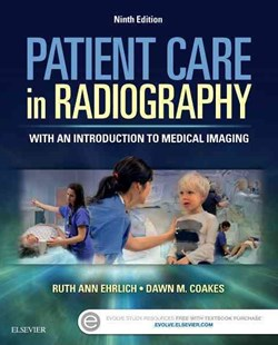 Patient Care in Radiography by Ruth Ann Ehrlich, Dawn M. Coakes (9780323353762) - PaperBack - Reference Medicine