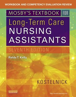 (ebook) Workbook and Competency Evaluation Review for Mosby's Textbook for Long-Term Care Nursing Assistants - E-Book - Reference Medicine
