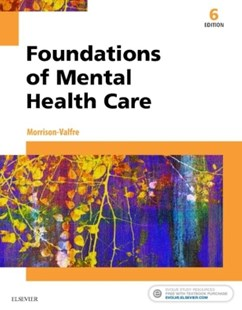 (ebook) Foundations of Mental Health Care - E-Book - Reference Medicine