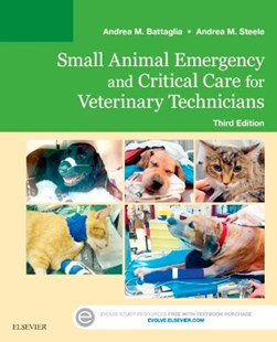 (ebook) Small Animal Emergency and Critical Care for Veterinary Technicians - E-Book - Reference Medicine