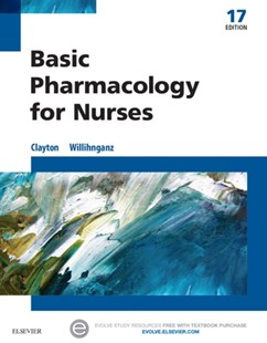 (ebook) Basic Pharmacology for Nurses - E-Book - Reference Medicine