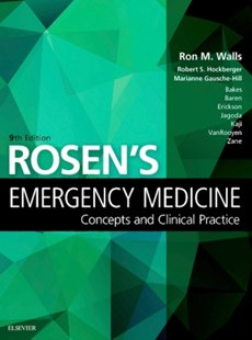 (ebook) Rosen's Emergency Medicine - Concepts and Clinical Practice E-Book - Reference Medicine