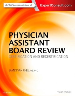 (ebook) Physician Assistant Board Review - Reference Medicine