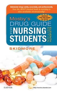 (ebook) Mosby's Drug Guide for Nursing Students, with 2016 Update - E-Book - Reference Medicine