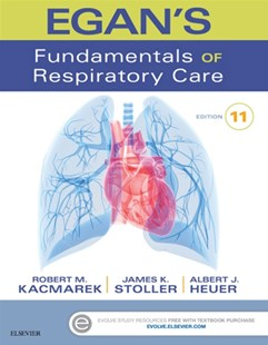 (ebook) Egan's Fundamentals of Respiratory Care - E-Book - Reference Medicine