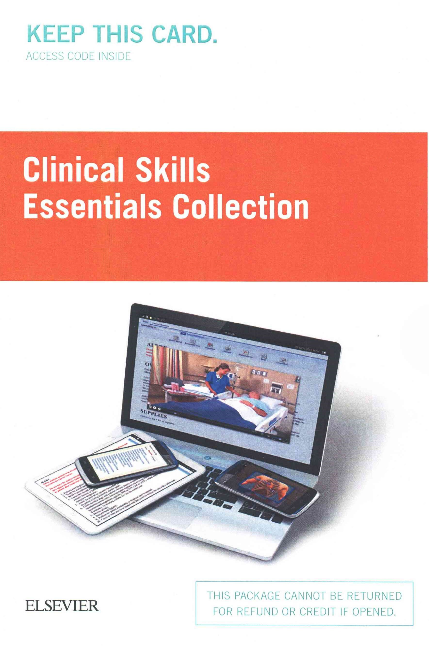 Clinical Skills Essentials Collection Access Code