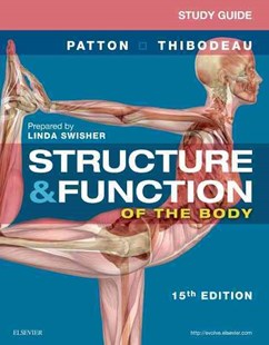 Study Guide for Structure & Function of the Body by Linda Swisher (9780323394567) - PaperBack - Reference Medicine