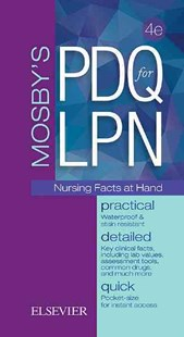 Mosby's PDQ for LPN - Reference Medicine