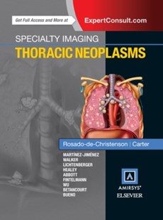 (ebook) Specialty Imaging: Thoracic Neoplasms E-Book - Reference Medicine