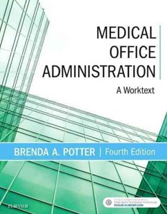 Medical Office Administration by Brenda A. Potter (9780323400756) - PaperBack - Reference Medicine