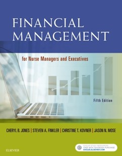 (ebook) Financial Management for Nurse Managers and Executives - E-Book - Reference Medicine