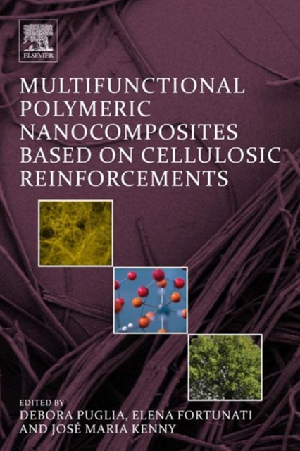 (ebook) Multifunctional Polymeric Nanocomposites Based on Cellulosic Reinforcements
