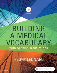 Building a Medical Vocabulary by Peggy C. Leonard (9780323427944) - PaperBack - Reference Dictionaries