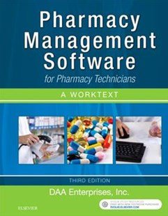 Pharmacy Management Software for Pharmacy Technicians: a Worktext by Karen Davis (9780323428323) - PaperBack - Reference Medicine