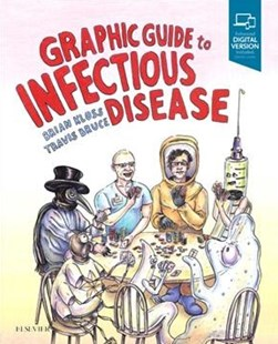 Graphic Guide to Infectious Disease by Brian Kloss, Travis Bruce (9780323442145) - PaperBack - Reference Medicine