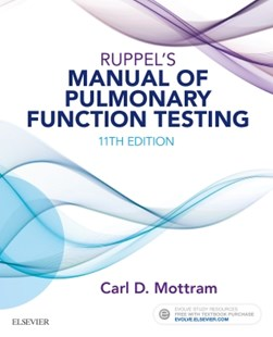 (ebook) Ruppel's Manual of Pulmonary Function Testing - E-Book - Reference Medicine