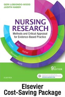 Nursing Research + Study Guide by Lobiondo-Wood, Geri/ Haber, Judith, Judith Haber (9780323447539) - PaperBack - Reference Medicine