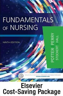 Fundamentals of Nursing - Text and Elsevier Adaptive Learning Package by Patricia A. Potter, Anne Griffin Perry, Patricia Stockert, Amy Hall (9780323449397) - HardCover - Reference Medicine