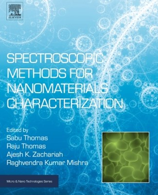 (ebook) Spectroscopic Methods for Nanomaterials Characterization