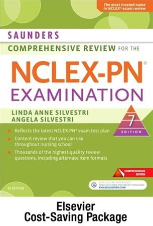 Saunders Comprehensive Review for the Nclex-pn? Examination - Elsevier Ebook on Vitalsource + Evolve Access Retail Access Cards