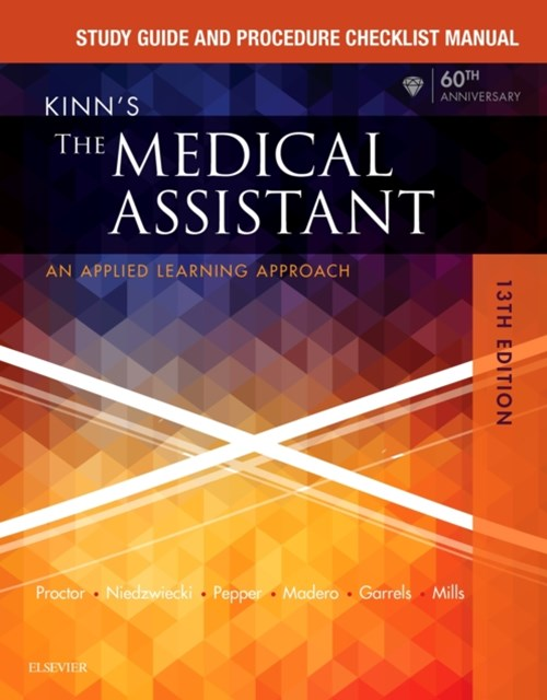 (ebook) Study Guide and Procedure Checklist Manual for Kinn's The Medical Assistant