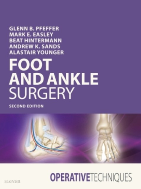 (ebook) Operative Techniques: Foot and Ankle Surgery E-Book
