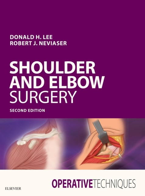 (ebook) Operative Techniques: Shoulder and Elbow Surgery E-Book