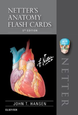 (ebook) Netter's Anatomy Flash Cards E-Book