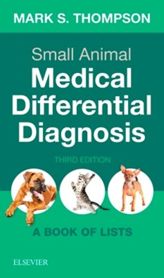 (ebook) Small Animal Medical Differential Diagnosis E-Book