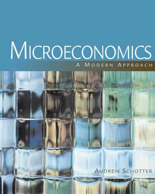 Microeconomics : A Modern Approach (with InfoApps 2-Semester Printed  Access Card)