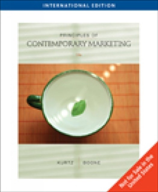 Principles of Contemporary Marketing