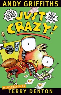 Just Crazy! by Andy Griffiths, Terry Denton (9780330362153) - PaperBack - Children's Fiction Older Readers (8-10)