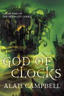 God Of Clocks: Deepgate Codex 3