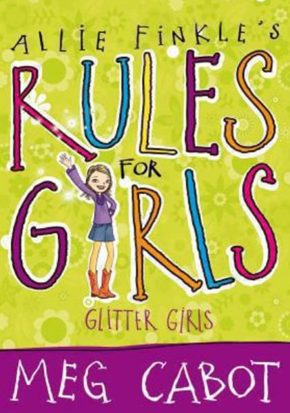 Glitter Girls: Allie Finkle's Rules For Girls 5