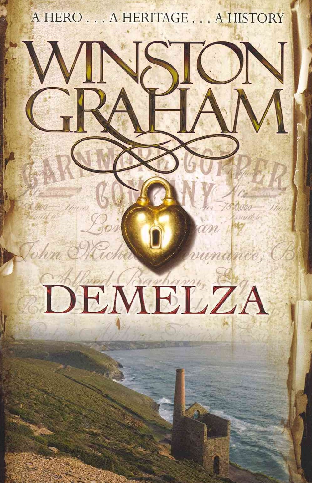 Demelza: A Poldark Novel 2