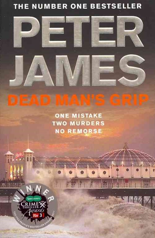 Dead Man's Grip: A Roy Grace Novel 7