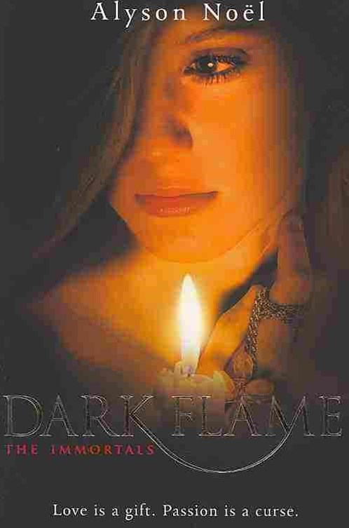 Dark Flame: The Immortals 4