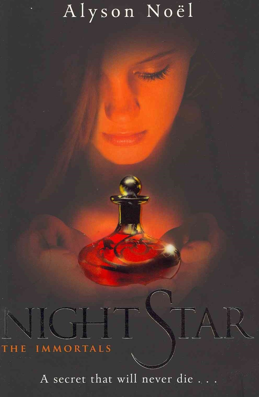 Night Star: The Immortals 5